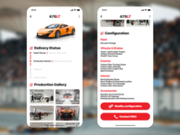 McLaren Car Delivery Status