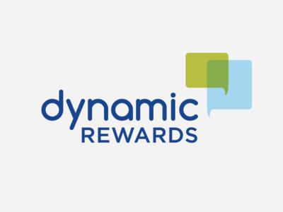 Dynamics Rewards Logo logo design
