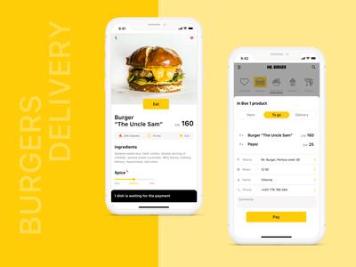 Mobile App for the restaurant
