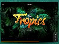 Tropics UI