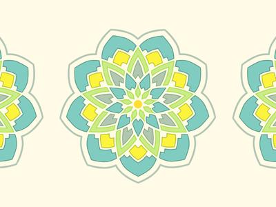 WEEK 9: 2 Sided Kaleidoscope