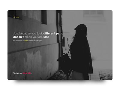 Error 404 ui design ux design interaction design web app web design website error page page not found 404 empty page freebies