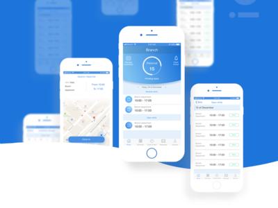 CareHomeSchedule mobile app