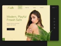 Organic Skin Care Line