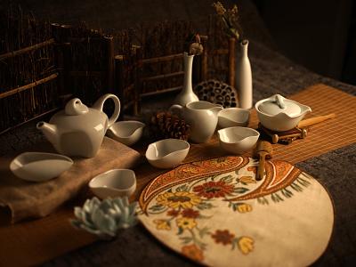 Tea Pot Design product ceramics