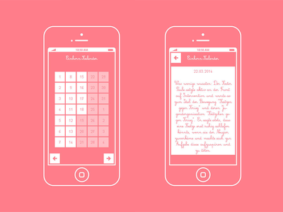 Wireframe for a small web app web app app mobile wireframe pink