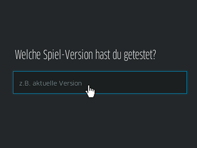 Hover effect of a simple text form form hover ui