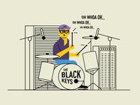 The Black Keys - The Drummer