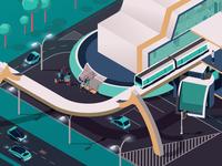 Lift Cover illustration