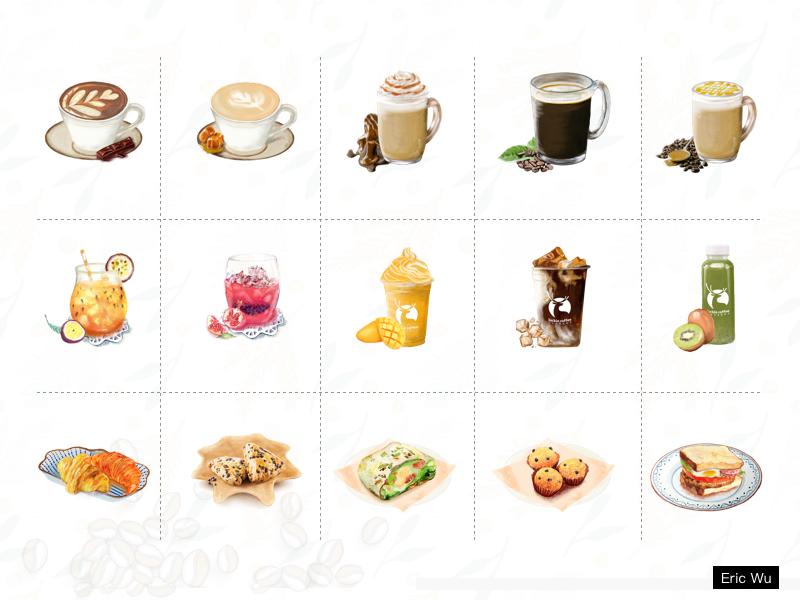 Luckin Coffee Redesign app icon app,ui illustration sketch concept