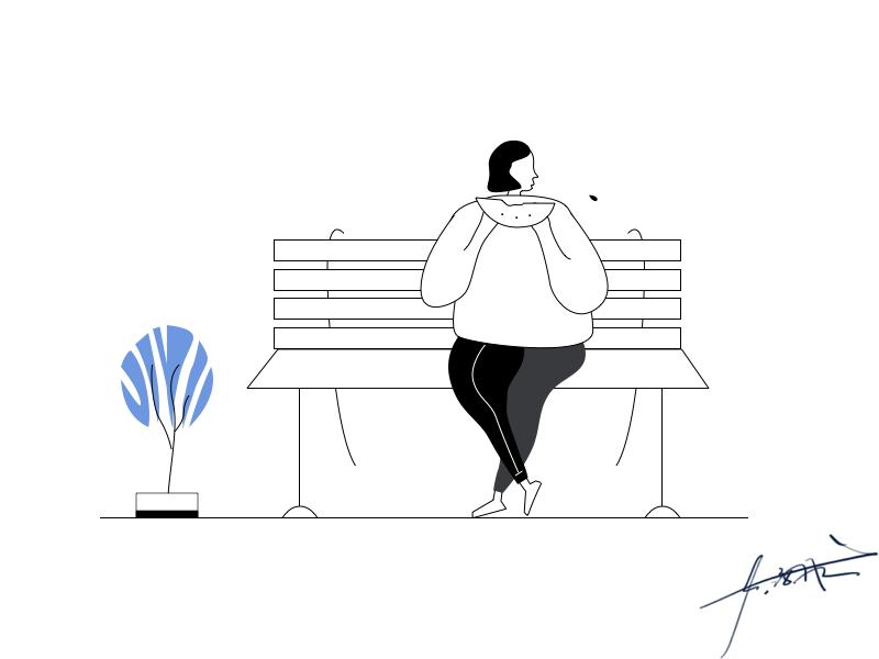 ui.cn app empty state design design illustration illustrator app,ui concept sketch