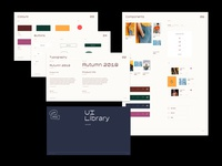 Look Book UI Library