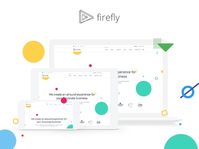 Firefly Template themexpert ui wordpress joomla template
