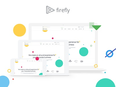 Firefly Template themexpert ui wordpress joomla template