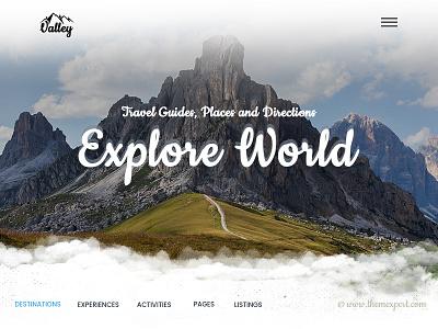 Full-featured Tour & Travel Agency WordPress Theme adventure booking explorer hotel responsive tour tourism travel travel agency travel guide wordpress wpml