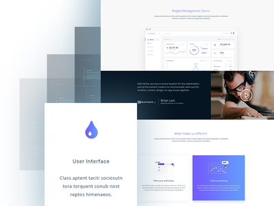 Digital Agency digital software agency free corporate template 2017 modern design