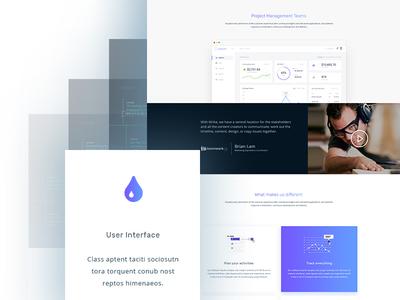 Digital Agency digital software agency free corporate template 2017 modern design