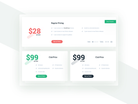 Pricing Concept