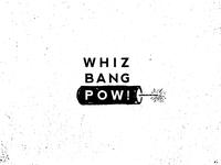 WHIZBANGPOW! Logo