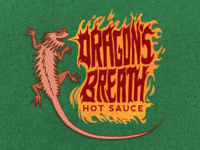 Dragon's Breath Hot Sauce