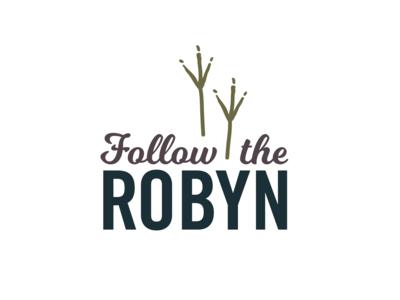 Follow the Robyn Logo