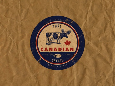 Pure Canadian Cheese