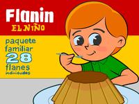 Flanin, el niño