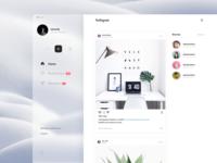 Instagram Desktop!