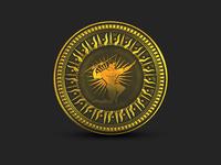 Apollo Gold Coin