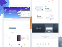 Voogy Landing Page Design