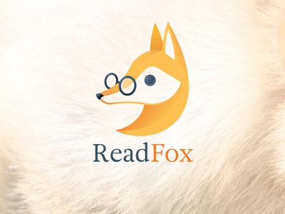 Read Fox daily logo challenge vector art brand identity logo design fox illustration