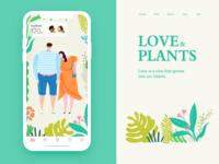 Love&Plant