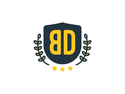 @badgedesign logo on instagram