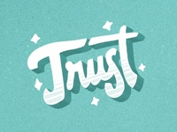 Trust Lettering