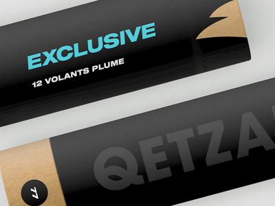 Qetzal Shuttlecocks 2020 Packaging