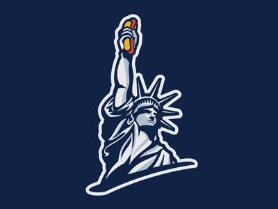 New York Hotdogs T Shirt