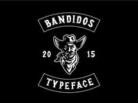 Bandidos Typeface