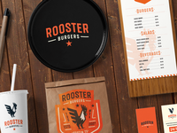 Rooster Burgers
