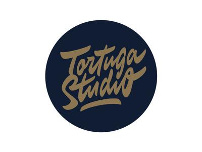 Tortugastudio font clean minimal retro brush design vintage typography custom script lettering type logo