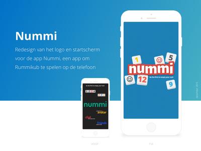 Redesign Nummi