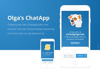 Design Olga's ChatApp