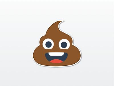 Picto - Poop