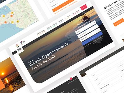 CDAD Grand Ouest wordpress ui website development ux webdesign