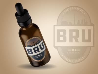 BRU Beard Oil