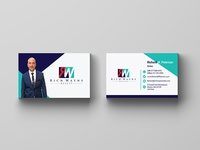 Minimal Looking Business Card