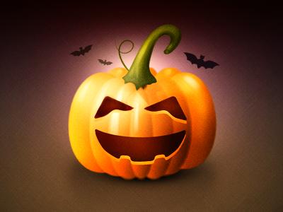Pumpkin orange pumpkin halloween