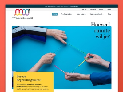 bureaubegeleidingskunst.nl branding coaching webdesign