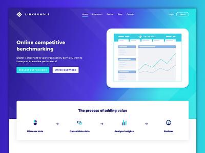 LinkBundle performance software webdesign