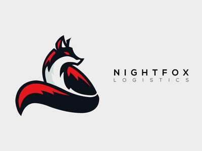 Nightfox Logistics Logo Final