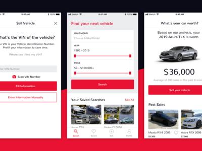 autoTRADER Mobile App